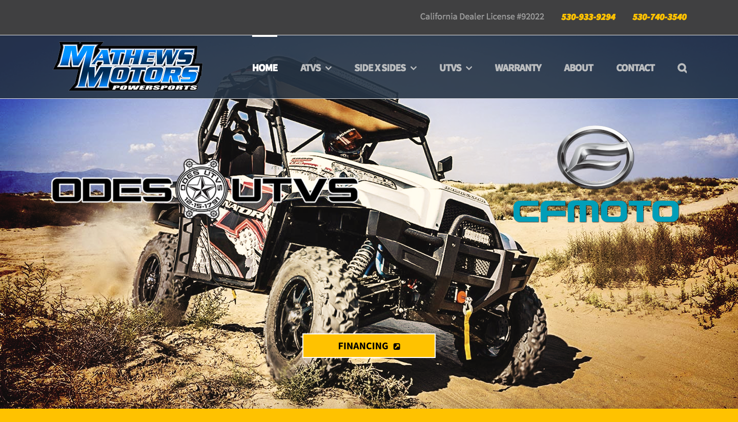 Mathews Motors
